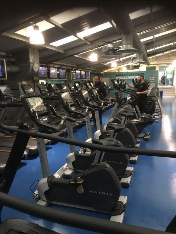 Image 6 - Gym TV and Sound Systems