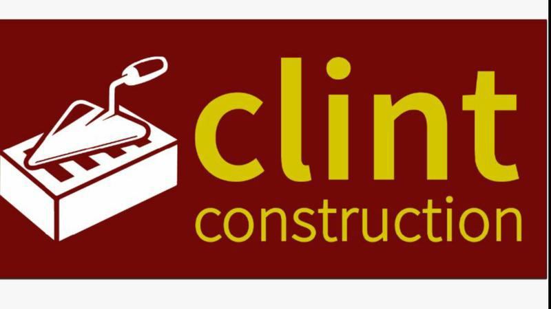 Clint Construction logo