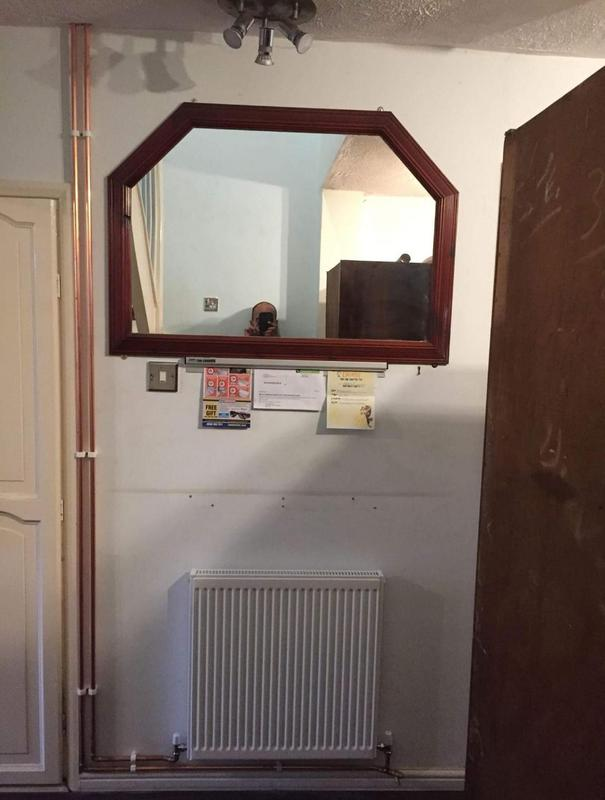 Image 21 - New radiator installation