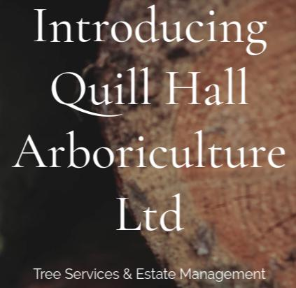 Quill Hall Arboriculture Ltd logo