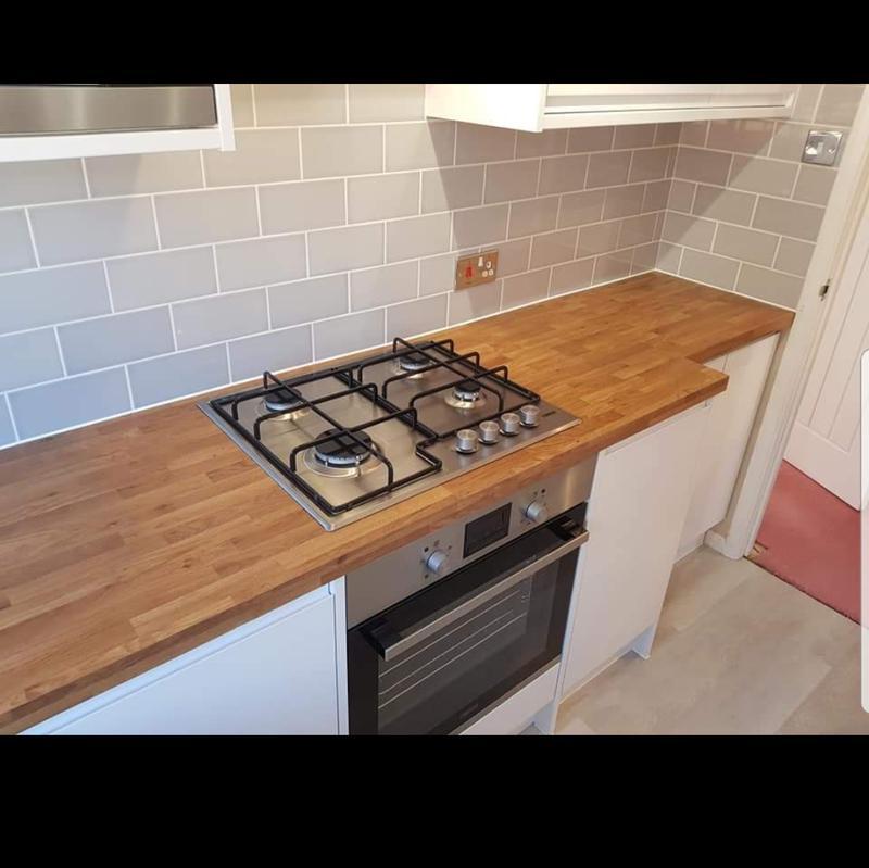 Image 9 - Kitchen Installation-Fleet