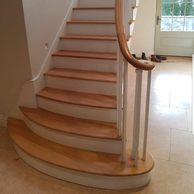 Image 24 - Stair Installation- Ascot