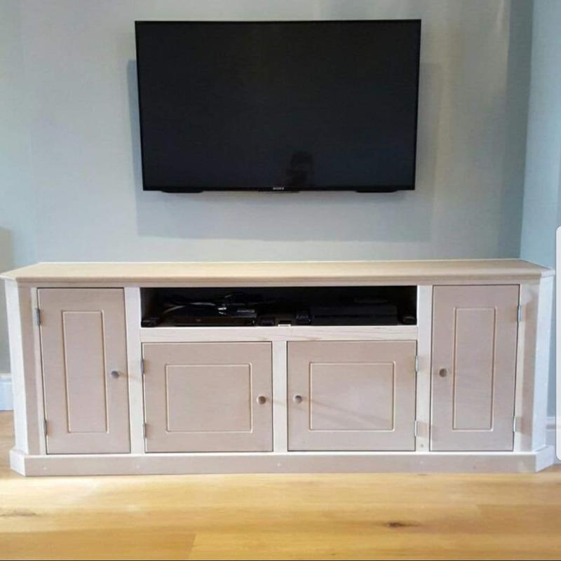 Image 17 - Built in Bespoke Tv Unit- Headley