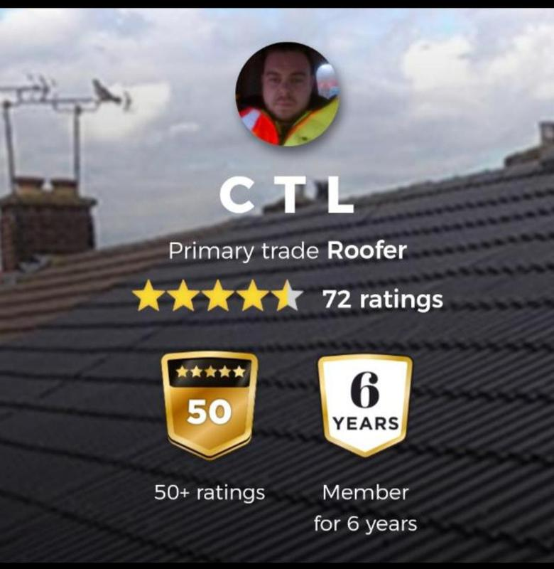 CTL Roofing & Property Maintenance logo