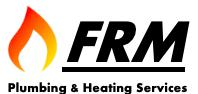 FRM Plumbing & Heating Services logo