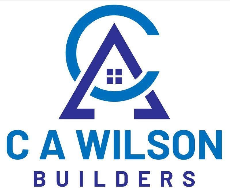 CA Wilson Builders logo