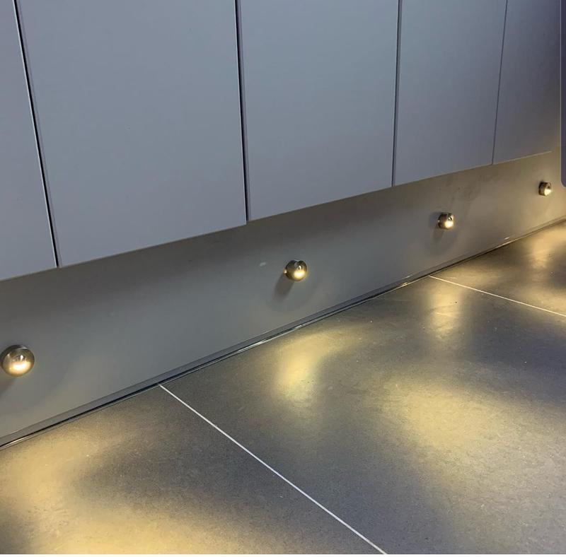 Image 45 - Bathroom LED cabinet lights