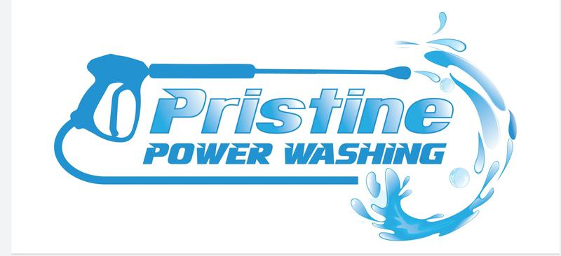 Pristine Power Washing logo