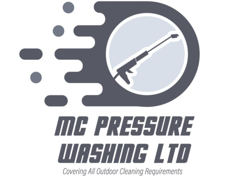 MC Pressure Washing Ltd logo