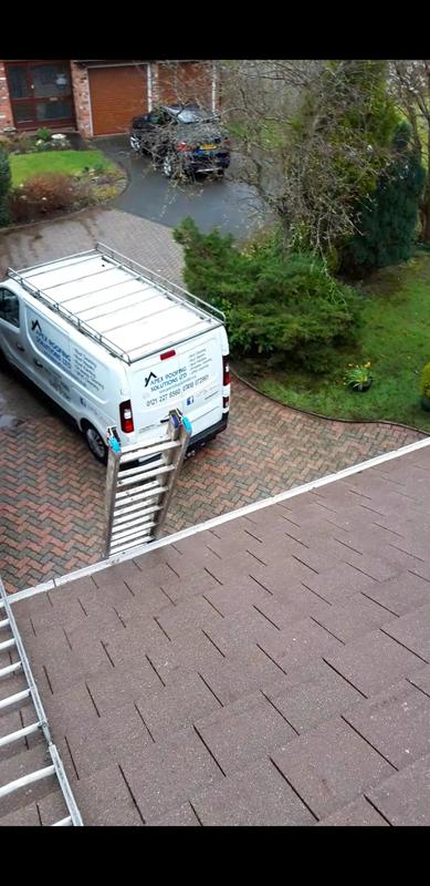 Image 2 - Roof cleaning