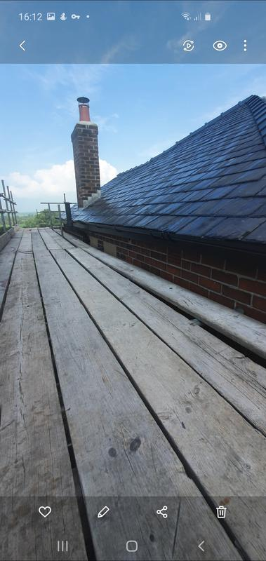 Image 34 - new roof