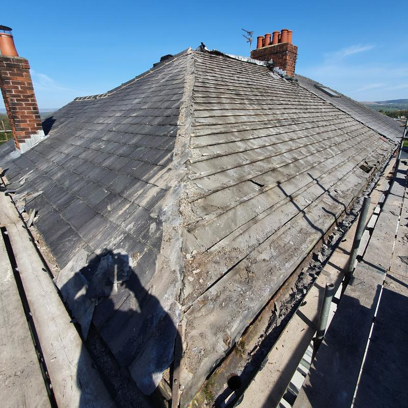 Image 37 - old roof