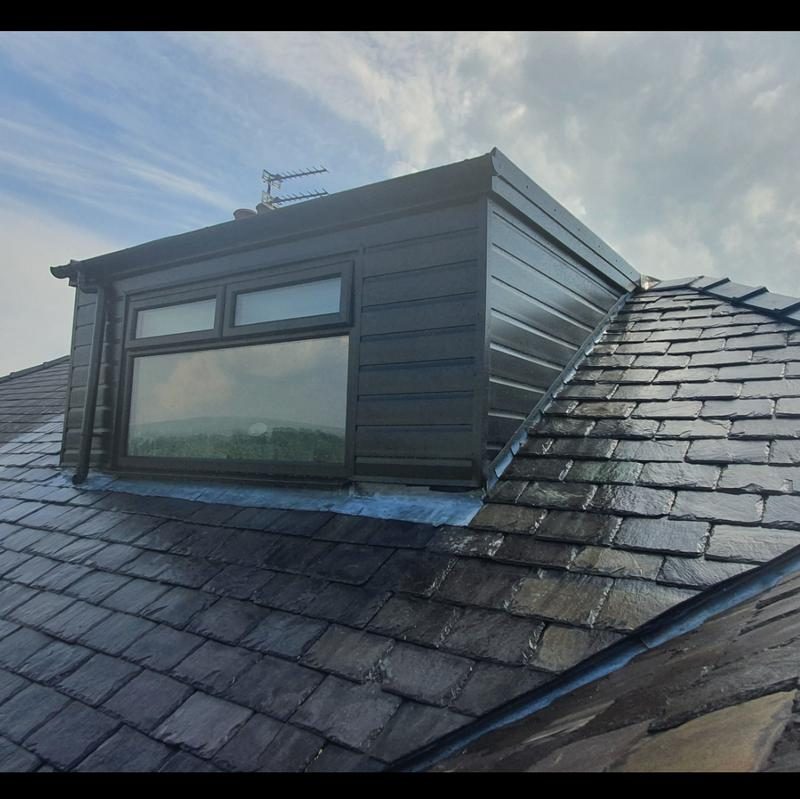 Image 38 - new roof
