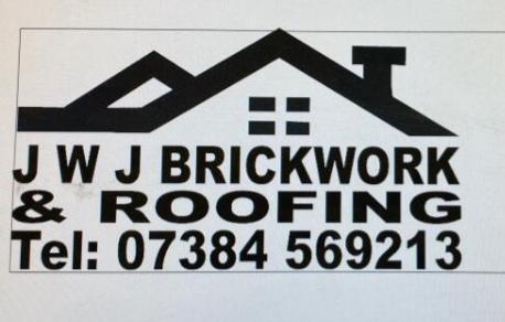 JWJ Brickwork & Roofing logo