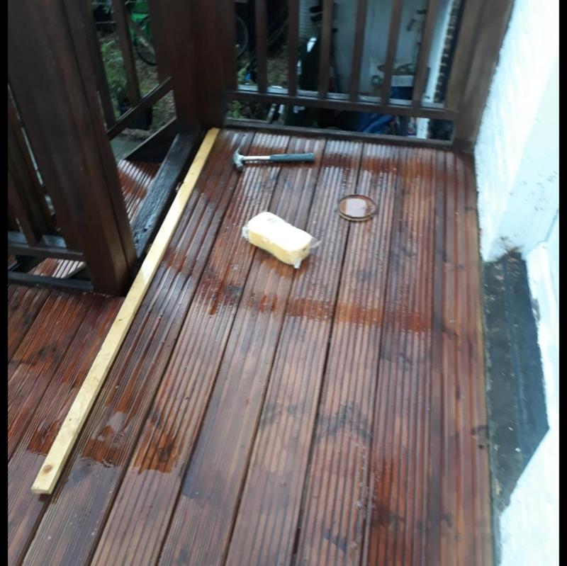 Image 239 - Decking cleaning and polishing