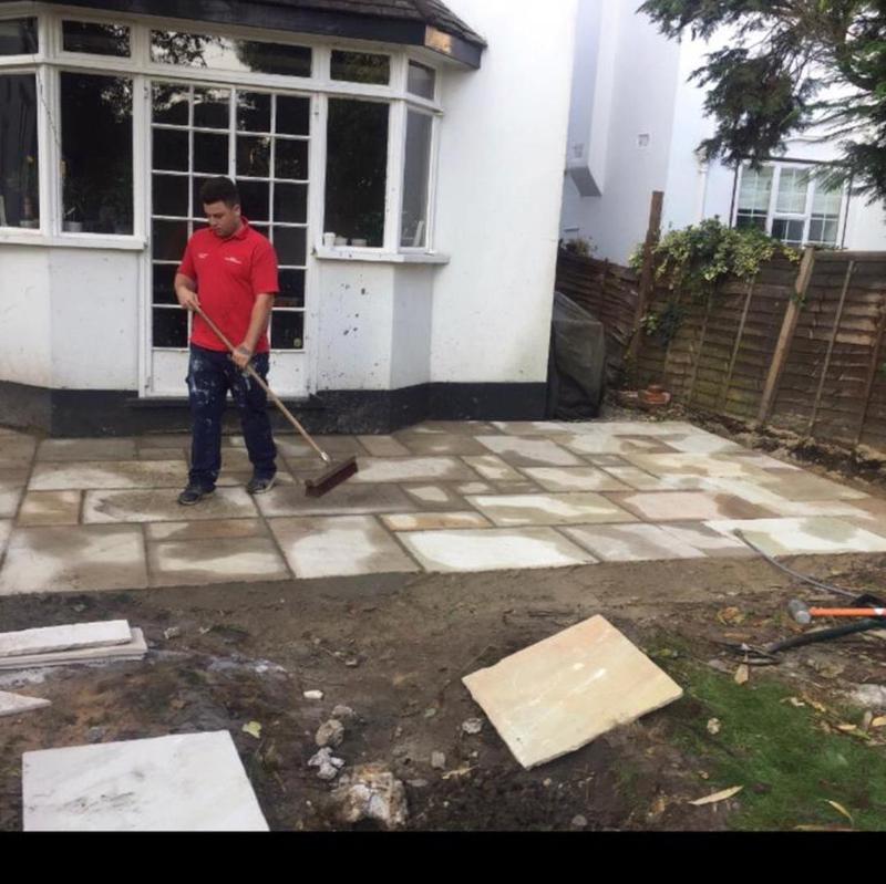 Image 226 - Patio resurfacing and design