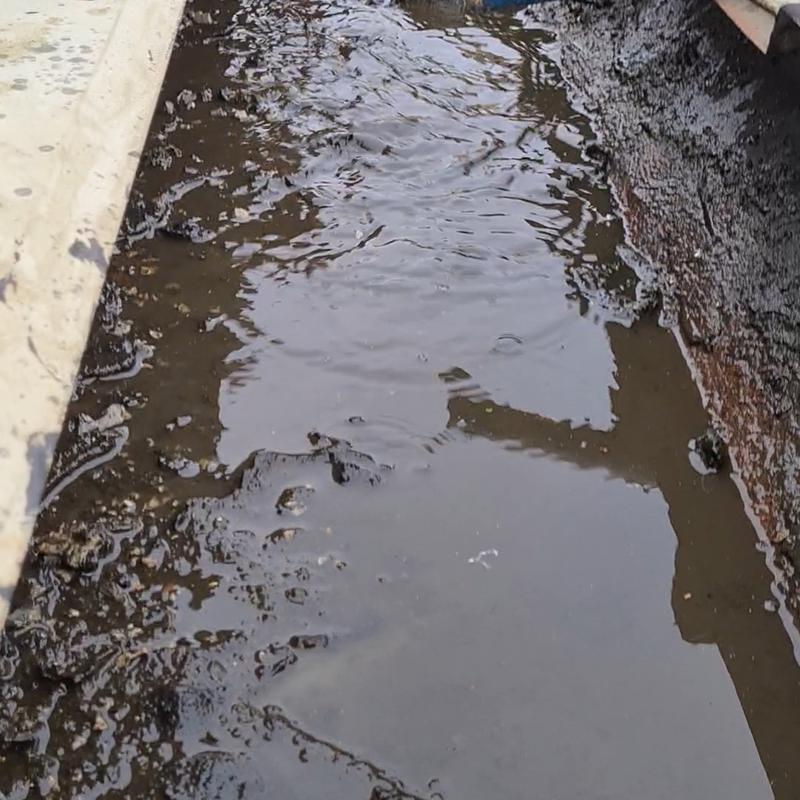 Image 37 - Drain was in really bad condition at a Gurdwara in birmingham. So we relayed it with EPDM