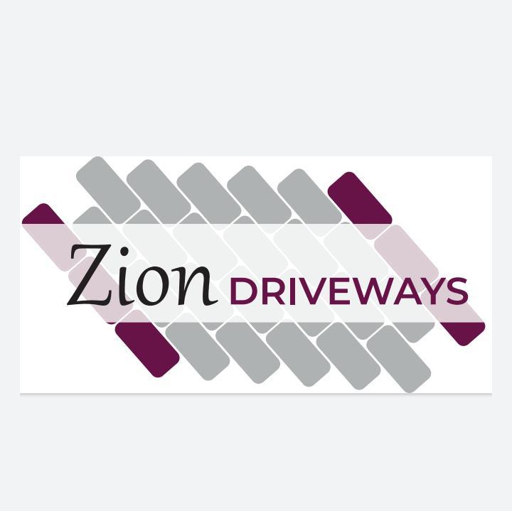 Zion Driveways & Patios logo