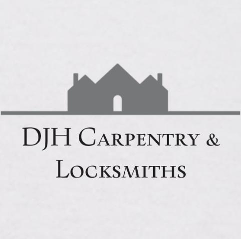 DJH Locksmiths logo