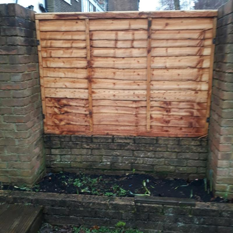 Image 86 - Fence repair/replacement