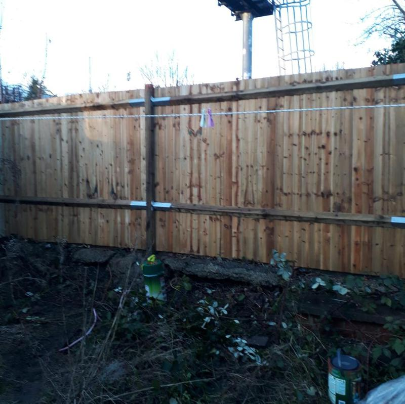 Image 81 - Fence repair /replace