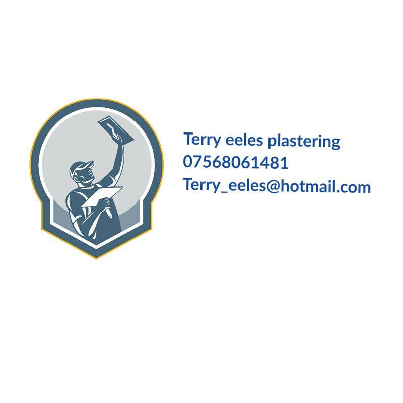 Terry Eeles Plastering logo