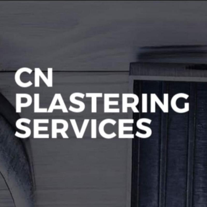 CN Plastering Services logo