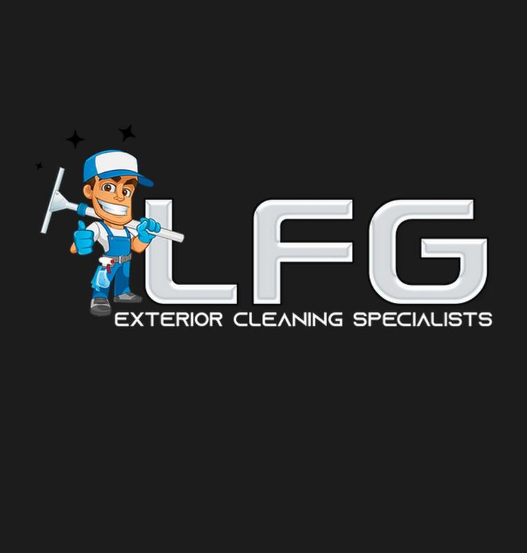 LFG Exterior Cleaning Specialists logo