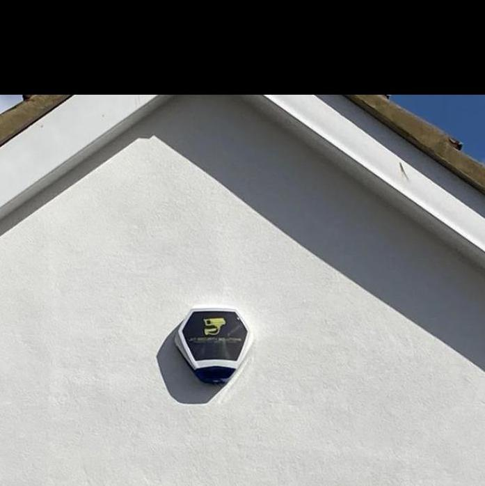 Image 2 - Wireless Bell for Security system alarm
