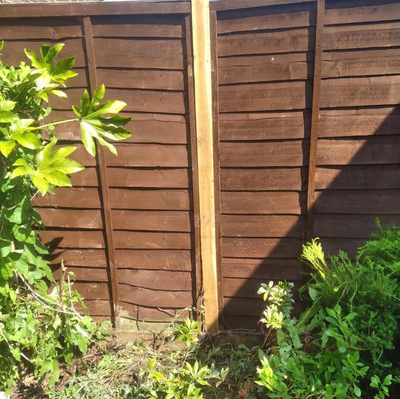 Image 8 - Fencing /post repairs.