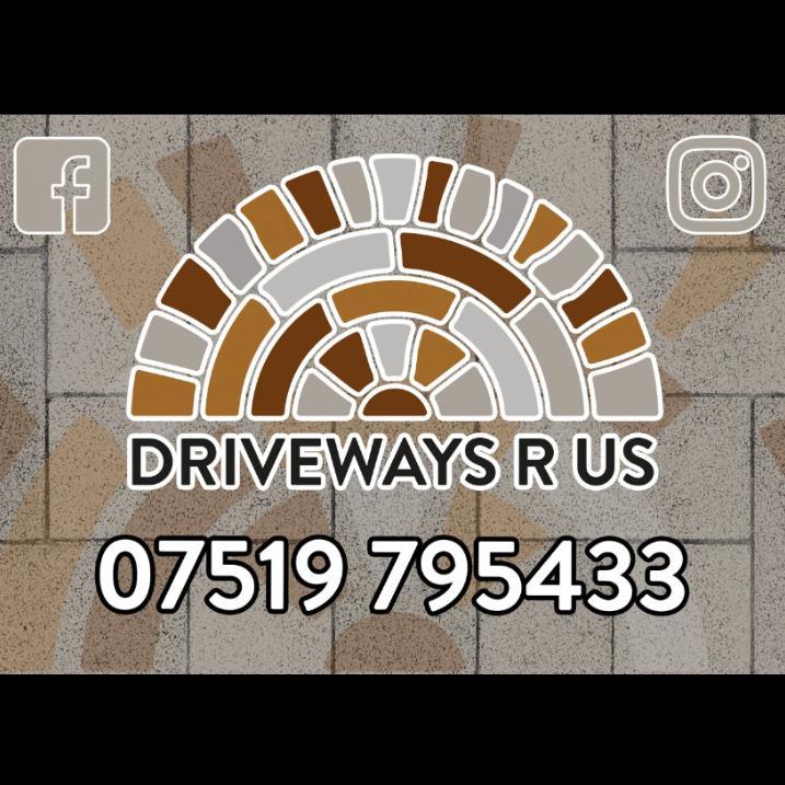 Driveways R Us logo