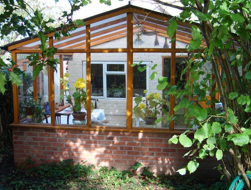 Image 5 - Custom built conservatory