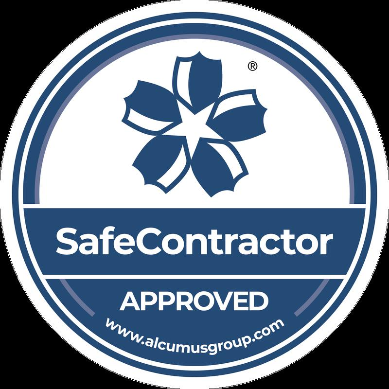 Image 19 - Accredited Safecontractor Member!