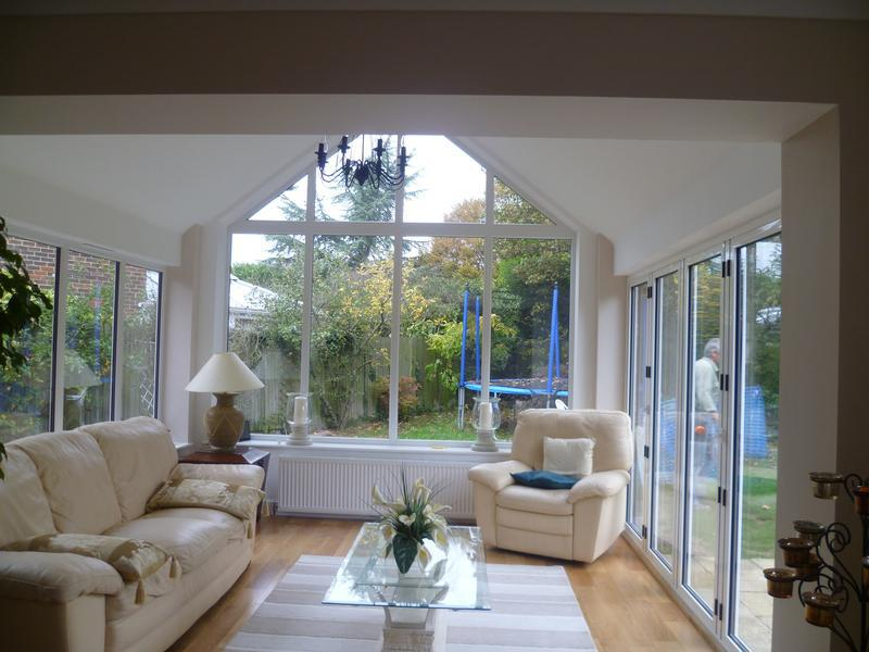 Image 13 - Stunning garden room extension in Ospringe