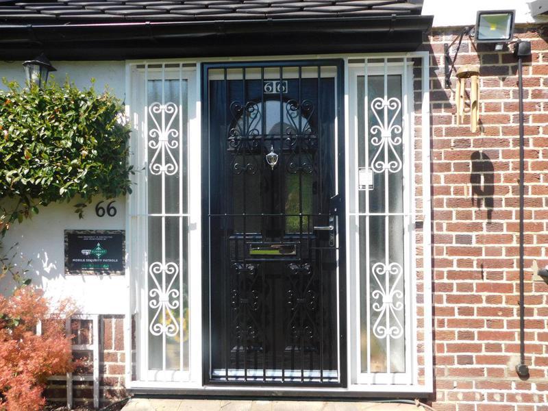Image 2 - High Security Door Gates.