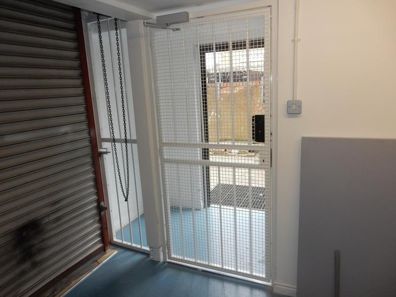 Image 11 - High Security galvanised and powder coated security gates