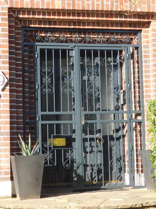 Image 3 - High Security Door gates