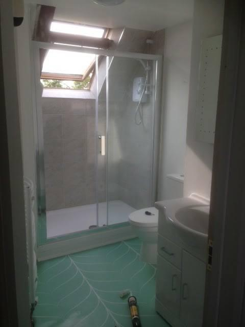 Image 3 - Selsey cottage 2nd Bathroom November 2016