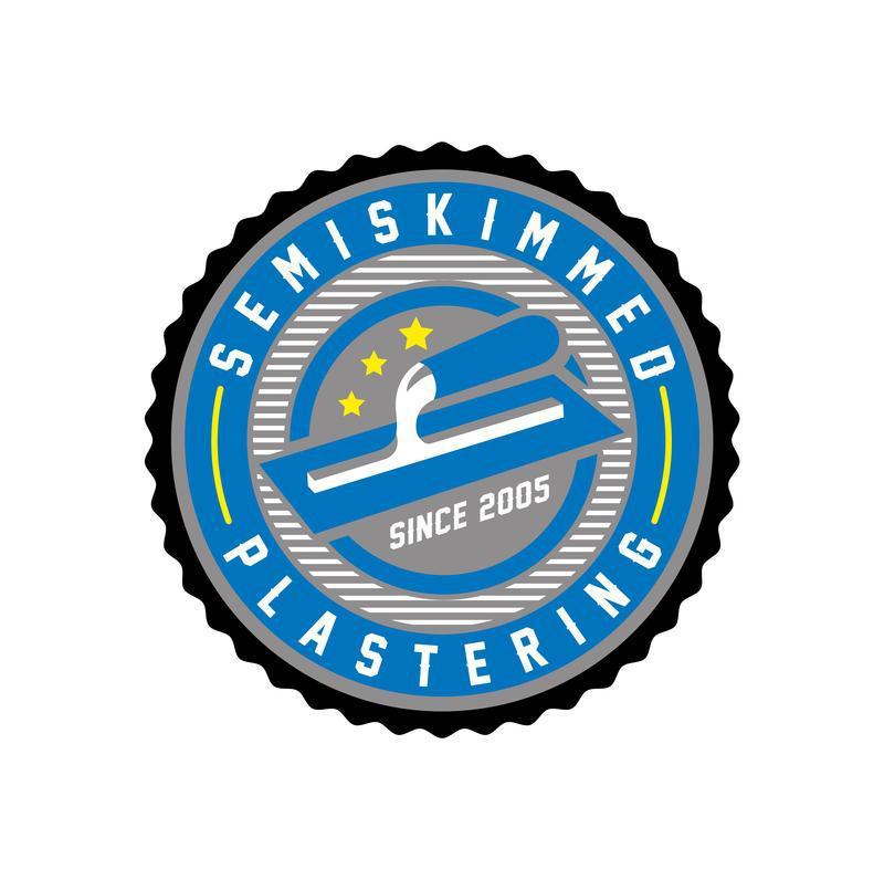 Semiskimmed Plastering logo