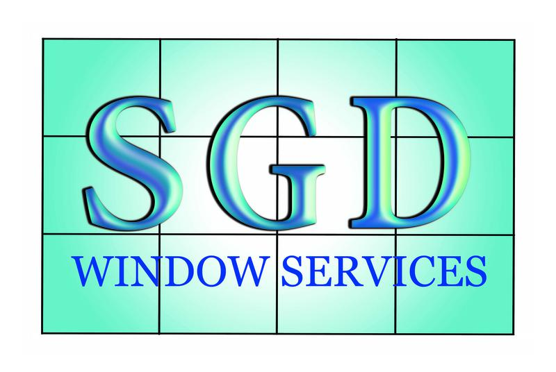 SGD Window Services logo