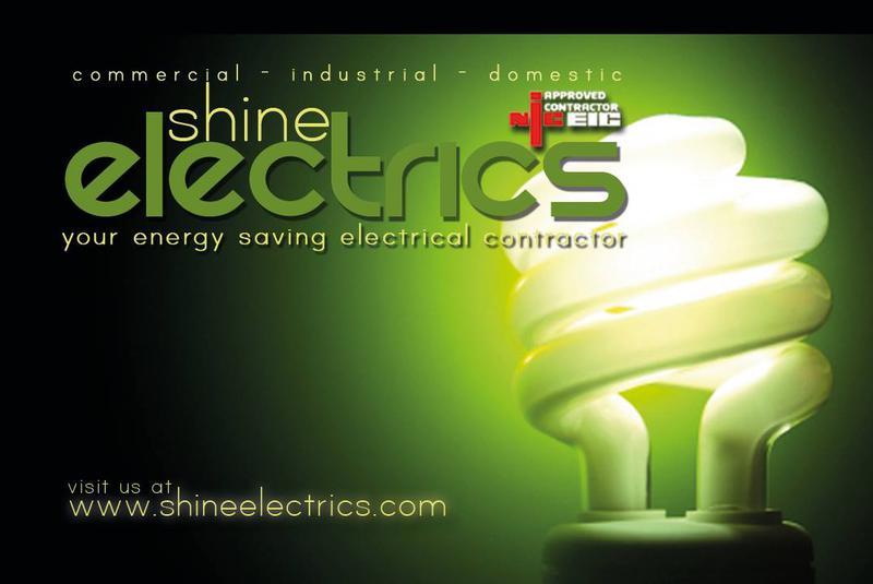 Shine Electrics logo