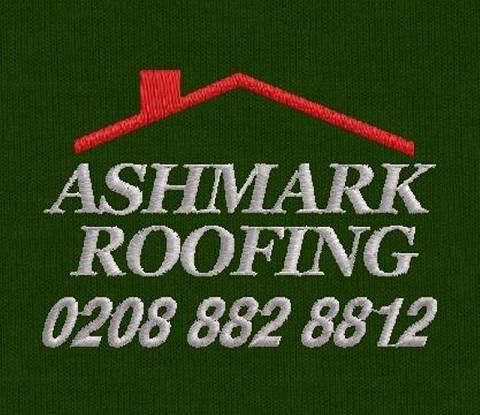 Ashmark Roofing logo