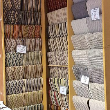 Image 29 - 100s of Natural Wool Carpet from different brands starting at £15 per sqm