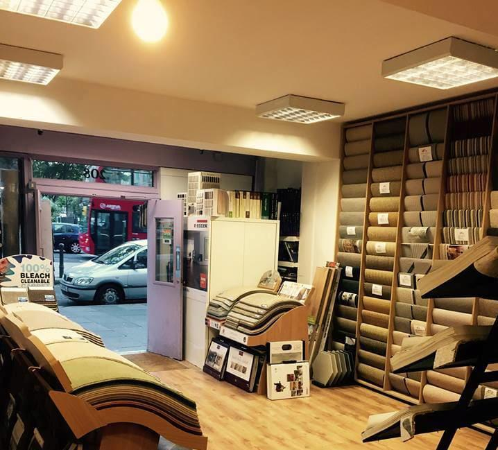 Image 30 - Our showroom is easy to locate in Islington, Essex Road, just across Essex Road Tube station