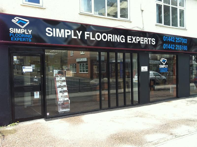Simply Flooring Experts Ltd logo