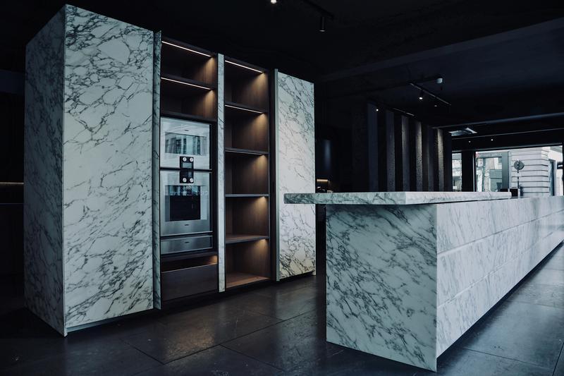 Image 25 - Refurbished kitchen showroom