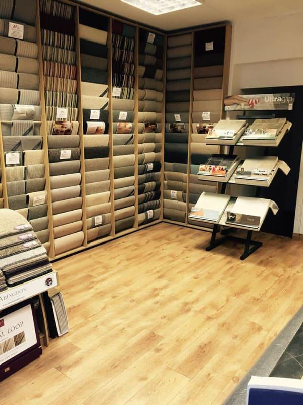 Image 32 - View 1000s of samples from different brands for all types of flooring (Carpet, Laminate, Vinyl, Safety Flooring,Grass, Engineered Wood & Others)