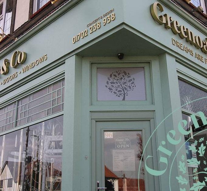 Greenoak Concept & Design Ltd logo