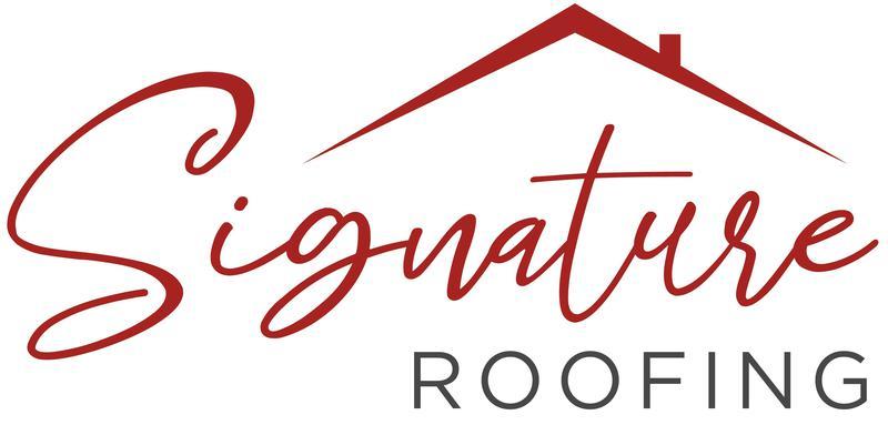 Signature Roofing logo
