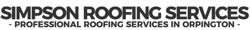 Simpson Roofing Services logo